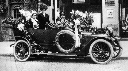 1910 Audi Typ-A 10-22 PS 4