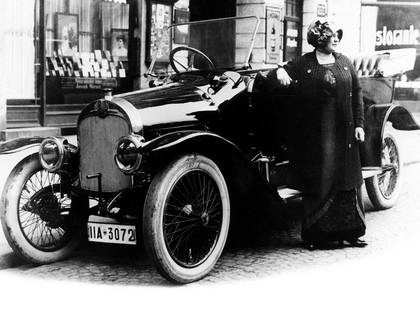 1910 Audi Typ-B 10-28 PS 1