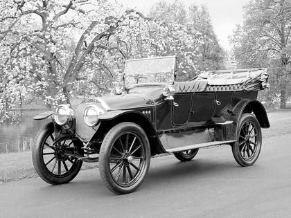 1910 Mercedes-Benz 22-40 HP Phaeton 1