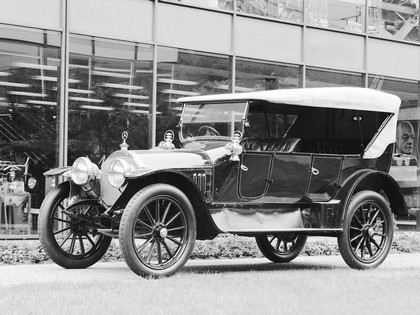 1910 Mercedes-Benz 22-40 HP Phaeton 2