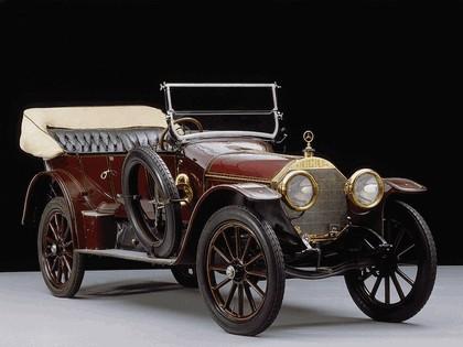 1910 Mercedes-Benz 22-40 HP Phaeton 4