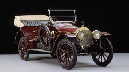 1910 Mercedes-Benz 22-40 HP Phaeton 9