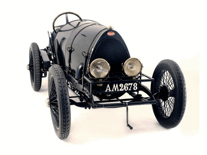 1912 Bugatti Type 16 1