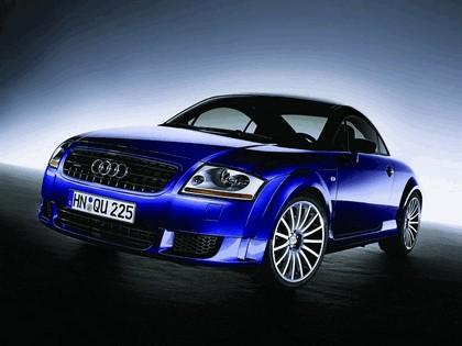 2005 Audi TT Quattro Sport 1