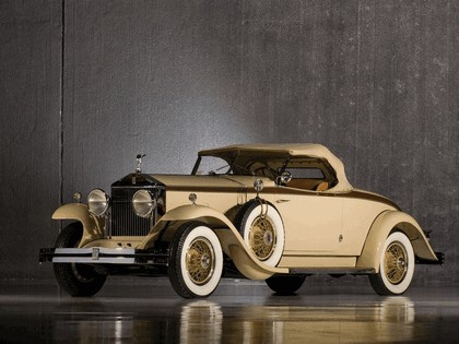 1929 Rolls-Royce Phantom Henley roadster I 1