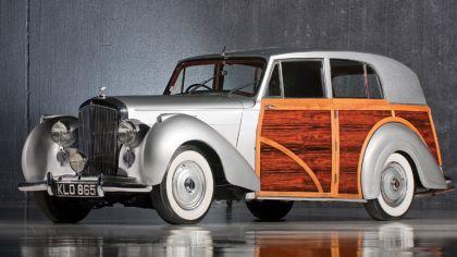 1950 Bentley Mark VI Radford Countryman 6