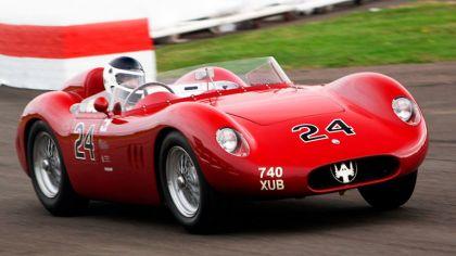 1955 Maserati 200S 4