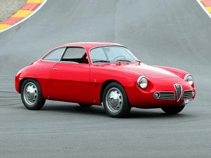 1960 Alfa Romeo Giulietta SZ Zagato 1