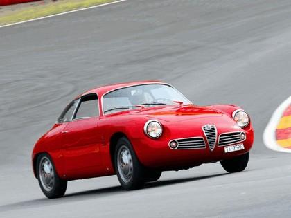 1960 Alfa Romeo Giulietta SZ Zagato 2