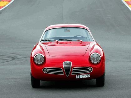 1960 Alfa Romeo Giulietta SZ Zagato 4