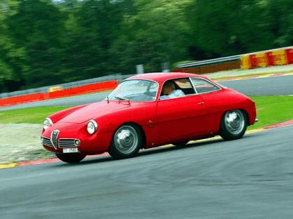 1960 Alfa Romeo Giulietta SZ Zagato 8