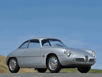 1960 Alfa Romeo Giulietta SZ Zagato 10