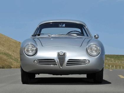 1960 Alfa Romeo Giulietta SZ Zagato 11
