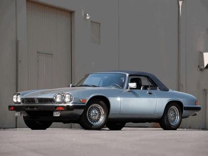 1975 Jaguar XJS convertible 1