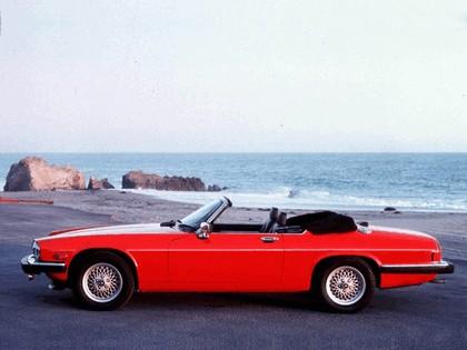 1975 Jaguar XJS convertible 9