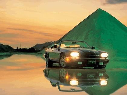 1975 Jaguar XJS convertible 10