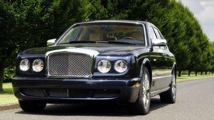 2005 Bentley Arnage Blue Train 2