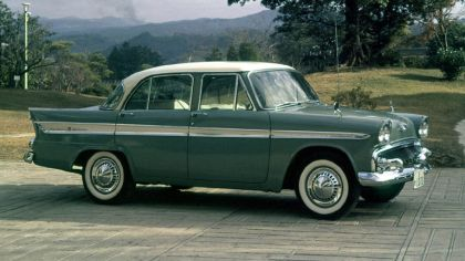 1957 Nissan Skyline ( ALSI ) 9