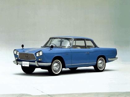 1962 Nissan Skyline Sport coupé ( BLRA-3 ) 1
