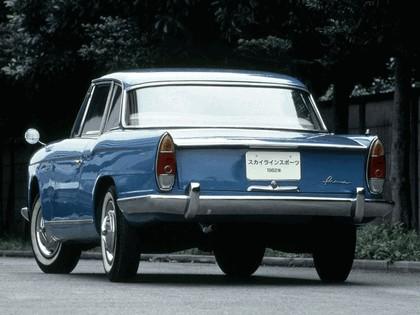 1962 Nissan Skyline Sport coupé ( BLRA-3 ) 2