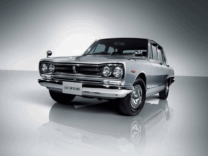1968 Nissan Skyline 1500 Deluxe ( C10 ) 2