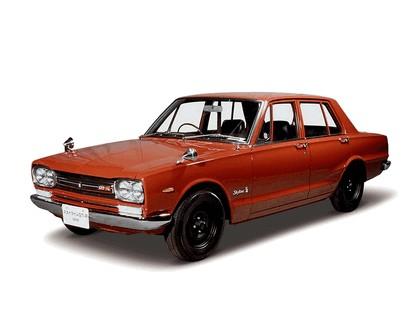 1969 Nissan Skyline 2000 GT-R ( C10 ) 1