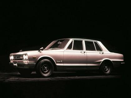 1969 Nissan Skyline 2000 GT-R ( C10 ) 3