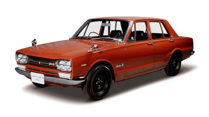 1969 Nissan Skyline 2000 GT-R ( C10 ) 7