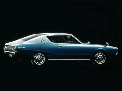 1972 Nissan Skyline 2000 GT-X ( C110 ) 2