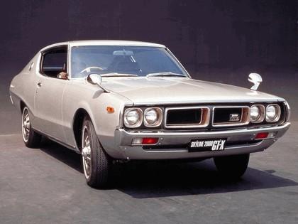 1972 Nissan Skyline 2000 GT-X ( C110 ) 4