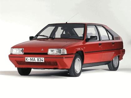 1986 Citroën BX 1