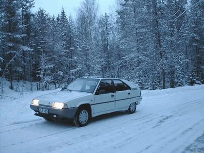 1986 Citroën BX 2