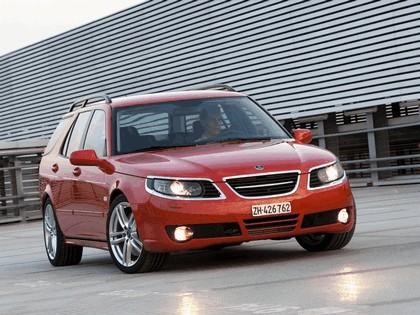 2005 Saab 9-5 SportCombi Aero by Hirsch 1