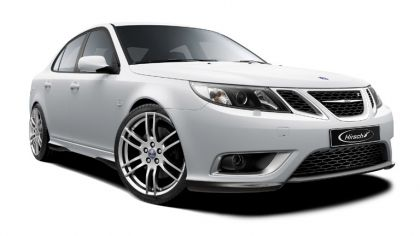 2009 Saab 9-3 by Hirsch 6