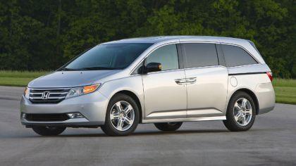 2010 Honda Odyssey Touring Elite 5