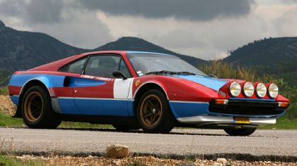 1978 Ferrari 308 GTB Group 4 Michelotto 8