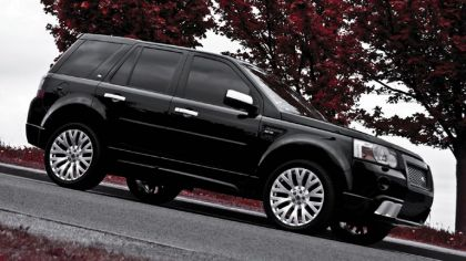 2010 Land Rover Freelander RS200 by Project Kahn 9
