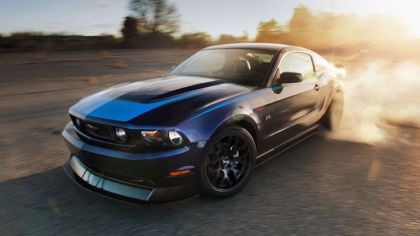 2011 Ford Mustang RTR Package 2