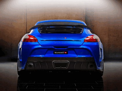2010 Porsche Panamera Turbo by Mansory 6