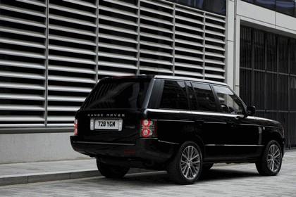 2010 Land Rover Range Rover Autobiography Black 40th anniversary LE 3