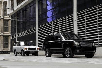 2010 Land Rover Range Rover Autobiography Black 40th anniversary LE 5