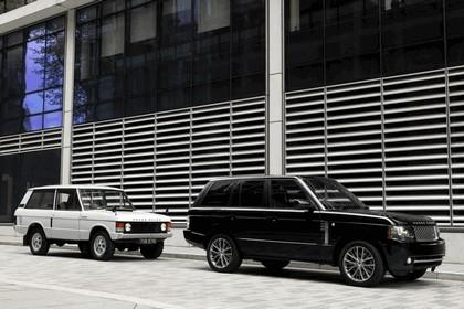 2010 Land Rover Range Rover Autobiography Black 40th anniversary LE 6