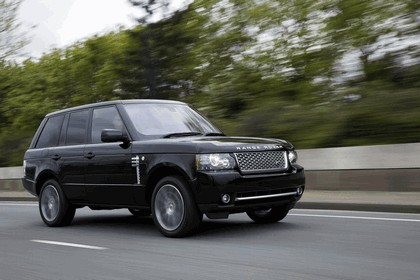 2010 Land Rover Range Rover Autobiography Black 40th anniversary LE 7