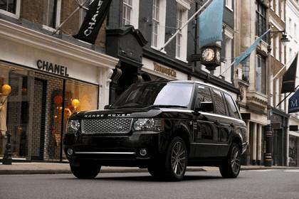 2010 Land Rover Range Rover Autobiography Black 40th anniversary LE 10