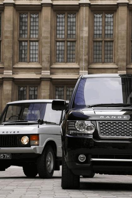 2010 Land Rover Range Rover Autobiography Black 40th anniversary LE 14