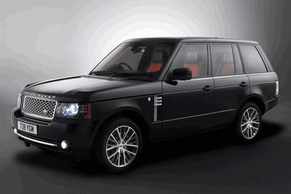 2010 Land Rover Range Rover Autobiography Black 40th anniversary LE 17