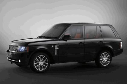 2010 Land Rover Range Rover Autobiography Black 40th anniversary LE 18