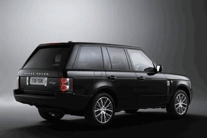 2010 Land Rover Range Rover Autobiography Black 40th anniversary LE 19