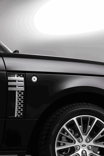 2010 Land Rover Range Rover Autobiography Black 40th anniversary LE 22