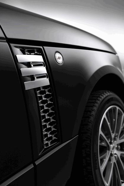 2010 Land Rover Range Rover Autobiography Black 40th anniversary LE 23